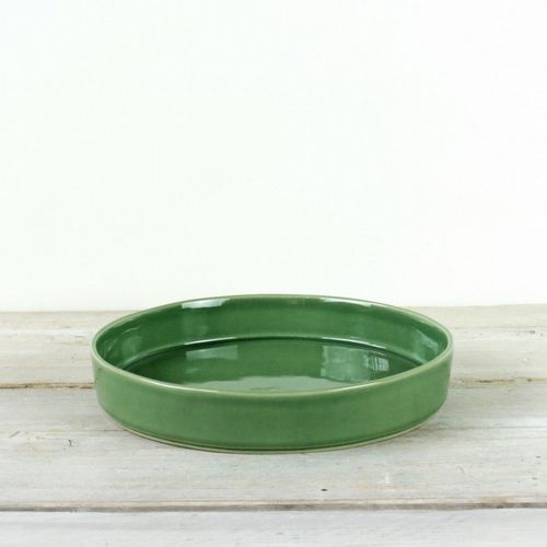 Ceramic Pasta Bowl - Green